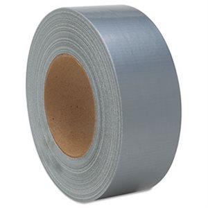 "TAPE, 2"" DUCT SILVER, ABILITYONE 24RL / CS"
