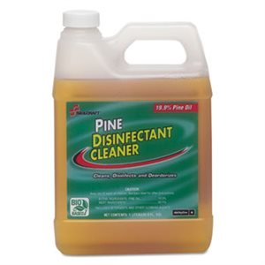 DISINFECTANT, PINE OIL 19.9% JWOD