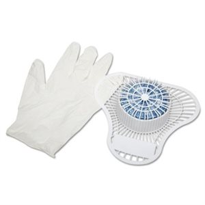 DEODORANT, URINAL SCREEN KIT, W / GLOVE, ABILITYONE