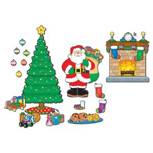 CHRISTMAS SCENCE BOARD KIT