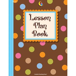 LESSON PLAN BOOK DOTS ON CHOCOLATE