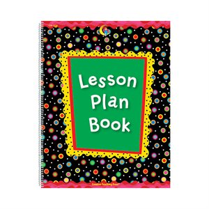 LESSON PLAN BOOK POPPIN PATTERNS