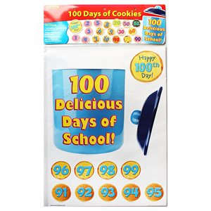 BB SET 100 DAYS OF COOKIES