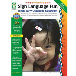 SIGN LANGUAGE FUN PK-L