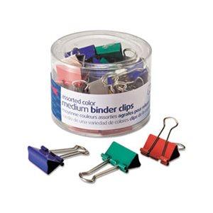 Clips Paper Clips 1.25 inch 25 Pack Mr Pen- Binder Clips Color Binder Clips Colored Binder Clips Medium Office Clips Clips for Paperwork Binder Clips Medium Size Binder Clip