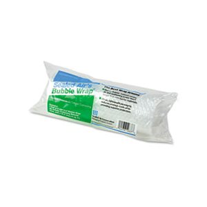 "Bubble Wrap® Cushioning Material, 3 / 16"" Thick, 12"" x 10 ft."