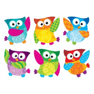 OWL STARS CLASIC ACCENTS VARIETY