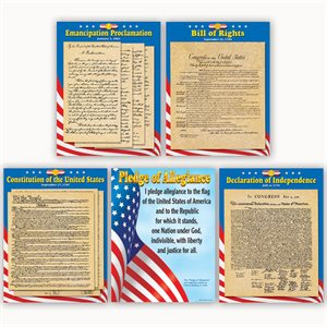 CHARTS, US DOCUMENTS COMBO PACK