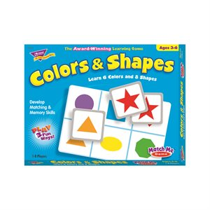 GAME, COLORS AND SHAPES