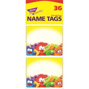 NAME TAGS, FURRY FRIENDS