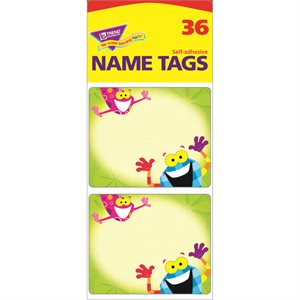 NAME TAGS, FROGTASTIC