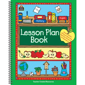 LESSON PLAN GREEN BORDER